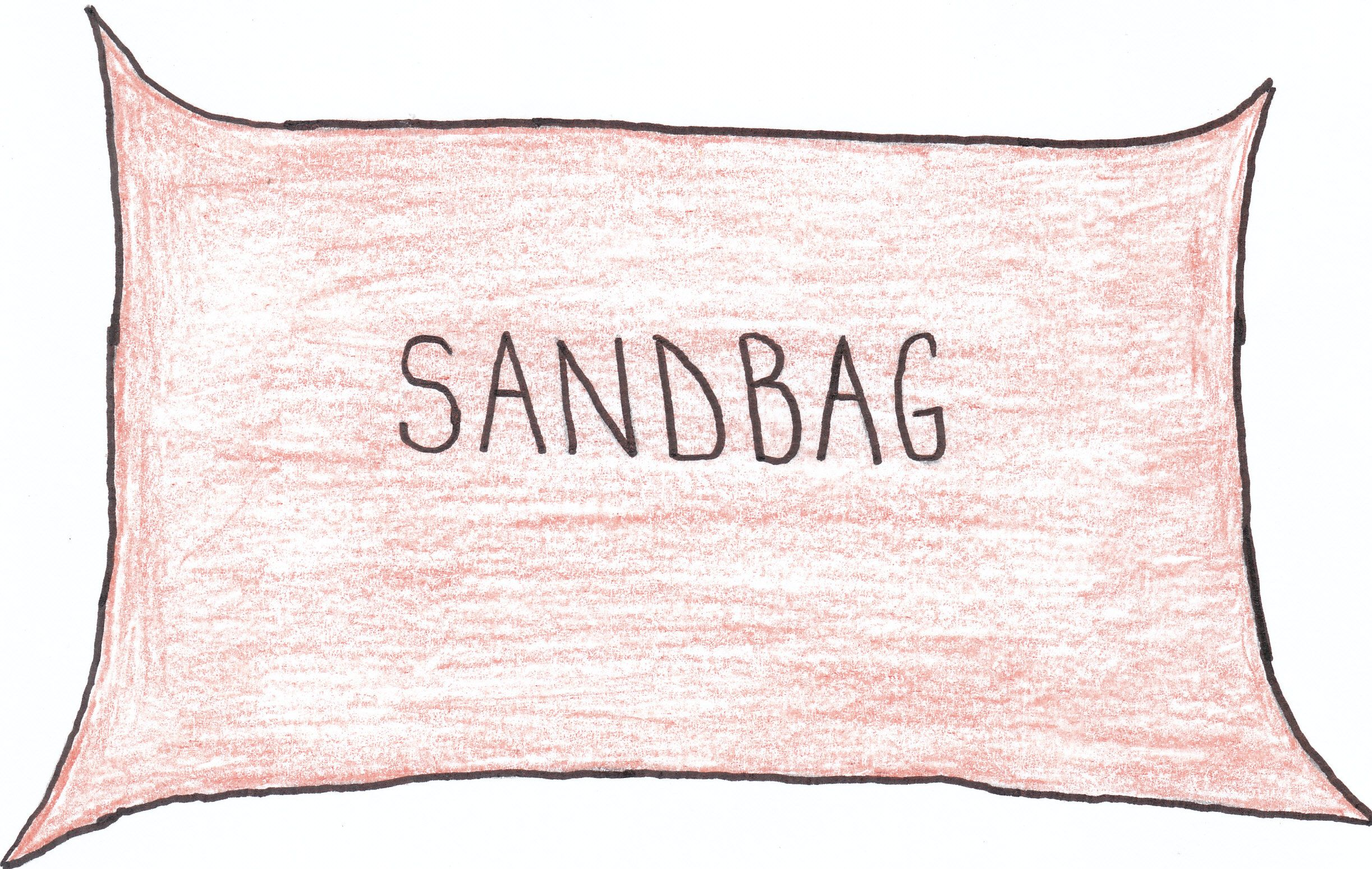 Overtricks in Spades are called bags or Sandbags