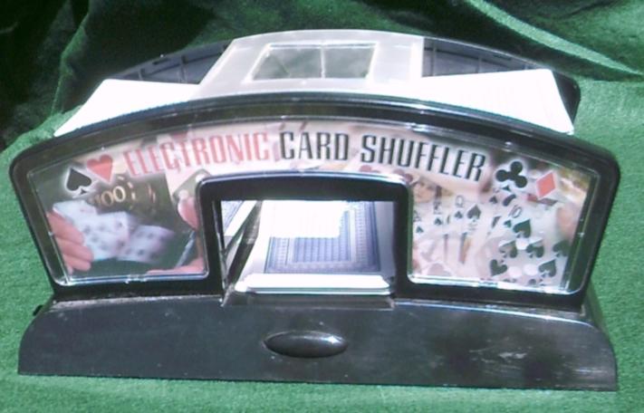 shuffling machine