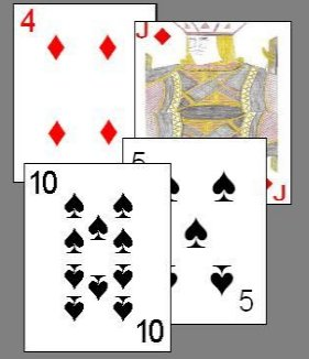 This trick is won by highest Spade played to it